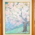 桜咲く校庭